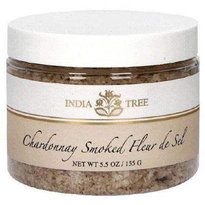 India Tree Chardonnay Smoked Fleur de Sel, 5.5 oz Unit