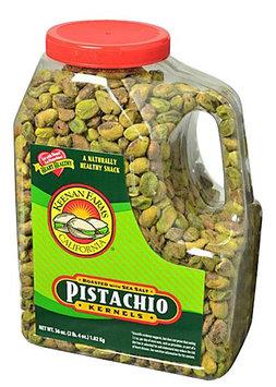 Keenan Farms Shelled Roasted Pistachio w/ Sea Salt