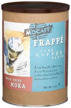 MOCAFE Frappe Wild Tribe Moka, Ice Blended Coffee, 3 lbTin