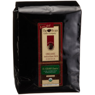 The Bean Coffee Company Decaf Columbian Excelso, Org Whole Bean, 5 lb Bags