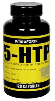 Primaforce 5-HTP, 100mg, Vegetarian Capsules, 120 ea