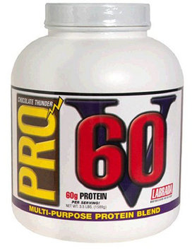 Labrada Nutrition ProV60 Multi-Purpose Protein Blend, Choc Thunder