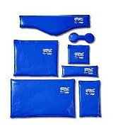 Chattnooga Colpac Cold Therapy, Blue Vinyl, 11 X 21, Oversize