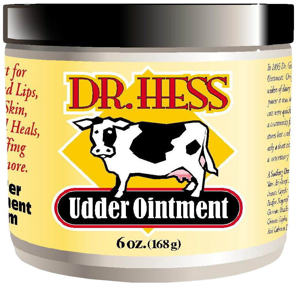 Dr Hess Products Dr Hess Udder Ointment, 6-Ounce