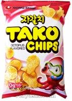 Nong Shim Tako Chips, 2.12 oz, 30 ct