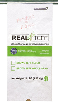 Great River Organic Milling Real Teff Flour