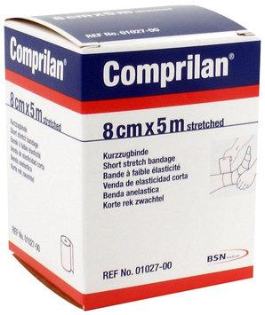 Jobst Comprilan Short Stretch Compression Bandage, 8cm x 5m Stretched, Latex Free Bandage