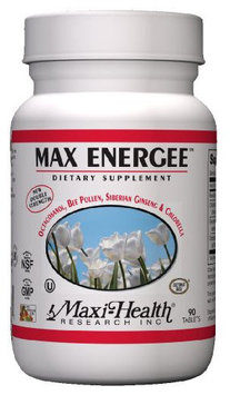 Maxi Max Energee, 90's, 5 oz Bottle