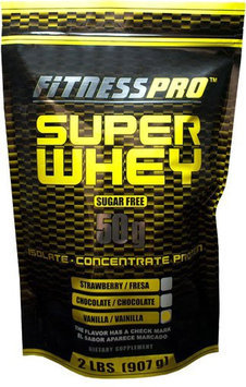 Fitness Pro Lab Inc. Super Whey, Vanilla