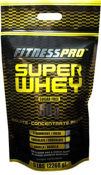 Fitness Pro Lab Inc. Super Whey, Chocolate