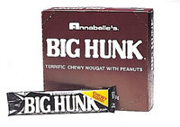 Big Hunk Bars, 2 oz, 24 ct