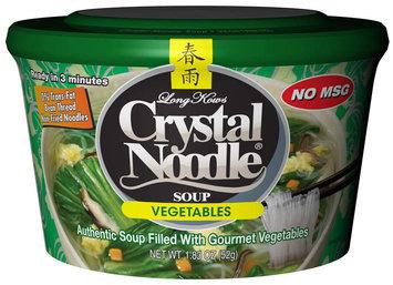 Crystal Noodle Vegetable & Eggs, 1.83 oz, 6 ct