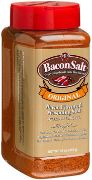 J & D Foods J & D's Original Bacon Salt, 16 oz Bottle
