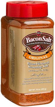 J & D Foods J & D's Original Bacon Salt, 16 oz Bottle