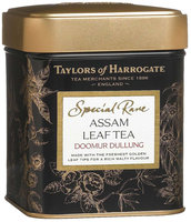 Taylors of Harrogate Special Rare Assam Leaf Tea, Doomur Dulling, Loose Leaf, 3.53 oz
