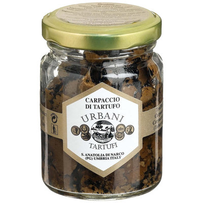 Urbani Summer Truffles, Carpaccio, 2.5 oz