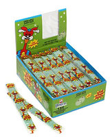 Sour Power Individually Wrapped Belts, Green Apple, 150 ct