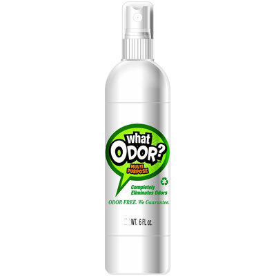 What Odor? Odor Eliminating Product, 6 oz