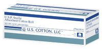 U.S. Cotton Sterile Absorbent Cotton Roll