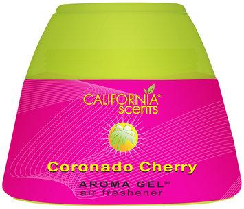 California Scents Aroma Gel, , 7.46-Ounce Jars (Pack of 12), Coronado Cherry