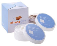 LATHER Almond Glow Buff and Butter Body Duo