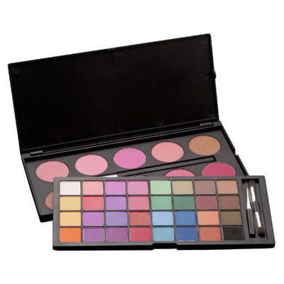 Coastal Scents 42 Piece Color Double Stack Shadow & Blush