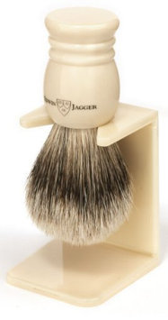 Edwin Jagger 3ej257lds Handmade Imitation Shaving Brush with Drip S.