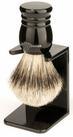 Edwin Jagger 3ej256lds Handmade Imitation Ivory Shaving Brush with.