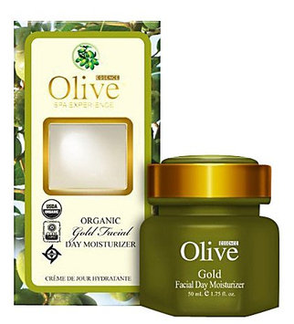Organic Olive Essence Certified Gold Facial Day Moisturizer