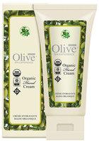 Organic Olive Essence Certified Hand Cream