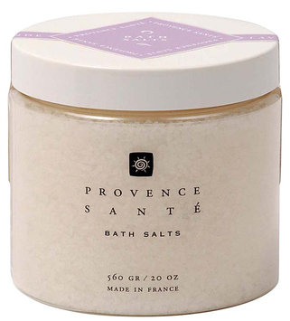 Provence Sante Bath Salt Lavender
