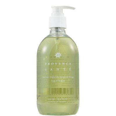 Provence Sante Liquid Soap, Vetiver