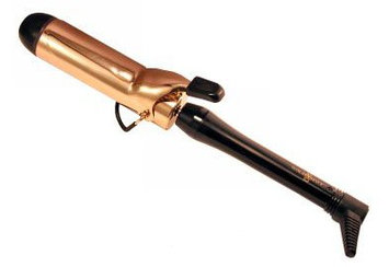 Gold 'n Hot Gold N Hot Professional Spring Curling Iron, 1 1/2