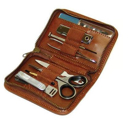 Seki Edge Adonis Grooming Kit, 9 pc