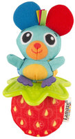 Lamaze Little Grip Rattle Mouse - 1 ct.