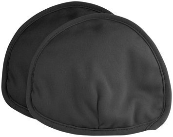 The First Years Quick Dry Care Reusable Nursing Pads - Black - 2 ct