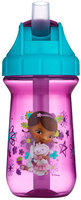 The First Years Disney Junior Doc McStuffins Flip Top Straw Cup - 10 oz