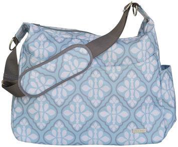JJ Cole Linden Diaper Bag - Blue Iris - 1 ct.