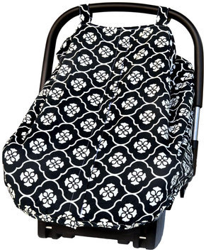 Jj Cole Collections JJ Cole Car Seat Canopy (Black Floret)