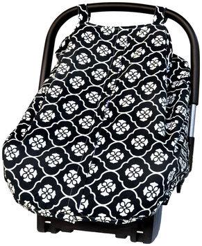 Jj Cole Collections JJ Cole Car Seat Canopy (Black Floret)