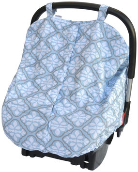 Jj Cole Collections JJ Cole Car Seat Canopy (Blue Iris)