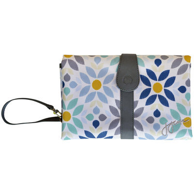 JJ Cole Changing Clutch - Prairie Blossom - 1 ct.