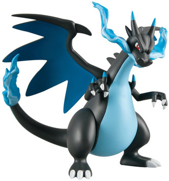 Pokemon Articulated Vinyl Figure ME Charizard X - 1 ct.