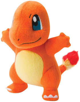Pokemon Small Plush Charmander - 1 ct.