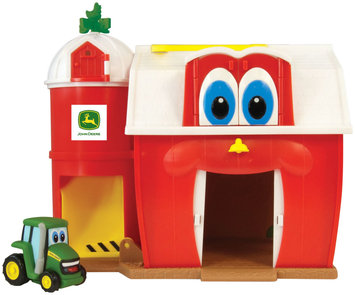 Tomy International John Deere Tractor and Friends Buddy Barn Playset