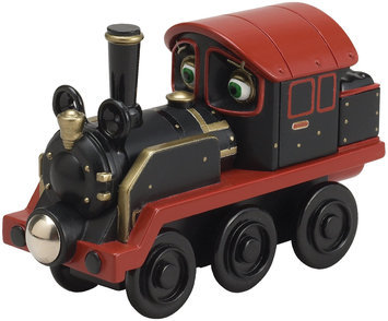 Learning Curve International, Inc. Chuggington Wooden Railway Old Puffer Pete by Learning Curve