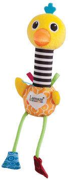 Lamaze Lamaze Cheery Chirper Ostrich Solid Pack LC27612