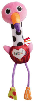 Lamaze Cheery Chirpers Flamingo - Solid Pack LC27611