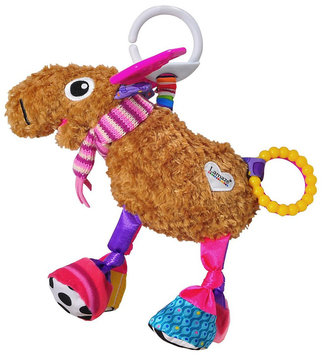 Tomy Lamaze Baby Toy, Muffin the Moose LC27555