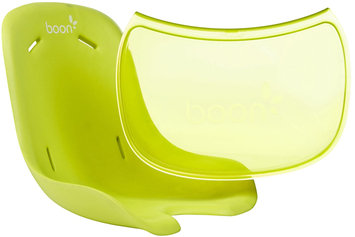 Boon Flair Seat Pad + Tray - Green